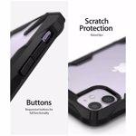 Husa Ringke pentru iPhone 11 fusion x, Black