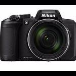 Aparat foto compact Nikon Coolpix B600 Negru 16MP vqa090ea