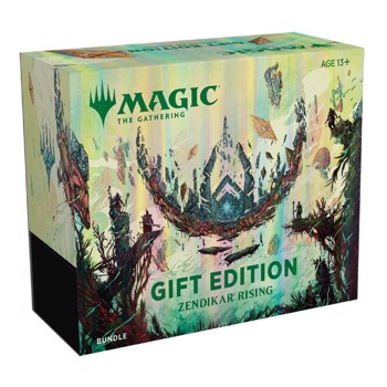 Magic the Gathering Zendikar Rising Gift Bundle