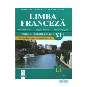 Franceza Cls 11 L1 - Mihaela Cosma, Eugenia Stratula