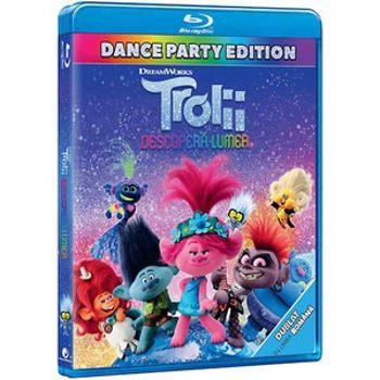 Trolii 2 - Descopera lumea Blu-ray