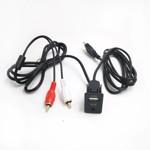 Cablu adaptor auto extensibil mufa conector port USB -AUX RCA