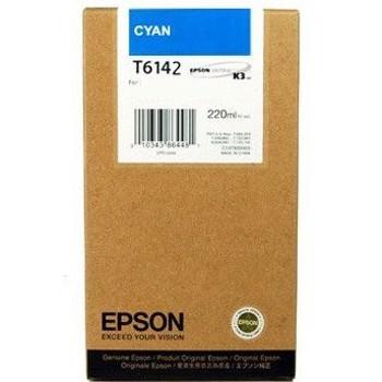 Toner inkjet Epson T6142 Cyan, 220ml