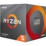 AMD CPU Desktop Ryzen 5 6C/12T 3600 (4.2GHz,36MB,65W,AM4) box with Wraith Stealth coole