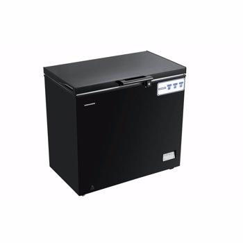Lada frigorifica Heinner HCF-205NHBKA+, clasa energetica: A+, control electronic, capacitate bruta: 200L