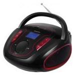 Radio portabil Sencor SRD 230 BRD (Negru/Rosu)