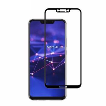 Folie de sticla Huawei MATE 20 Lite, MyStyle 10D FULL GLUE BLACK
