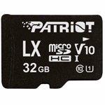Card memorie Patriot LX Series 32GB UHS-1 C10 V10 psf32glx1mch
