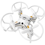 Mini Drona Pocket Quadcopter 124 Alb