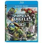 Testoasele Ninja 2 Blu-ray 2D + 3D