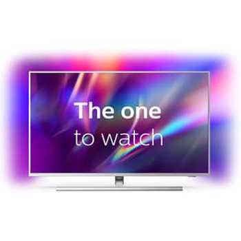 "Televizor LED Philips 127 cm (50"") 50PUS8505/12, Ultra HD, Smart TV, Ambilight, Android TV, WiFi, CI+"