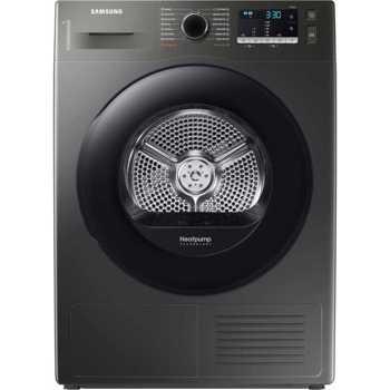 Uscator de rufe Samsung DV90TA040AX/LE, Pompa de caldura, 9 kg, Clasa A++