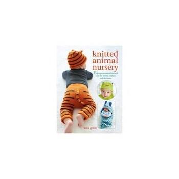 Knitted Animal Nursery, editura Cico Books