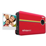 Aparat foto digital Polaroid Z2300W, 10MP, Printare Termica, Filmare HD Zoom digital 6x (Rosu)