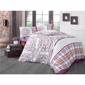 Lenjerie de pat, Victoria, 121VCT2365, Multicolor