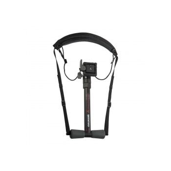 Cullmann Chestpod MX 445 - suport tip monopied cu sprijin in zona abdominala