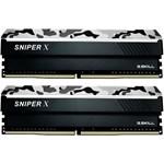 G.Skill Sniper X DDR4 16GB (2x8GB) 3000MHz CL16 1.35V XMP 2.0 Urban Camo