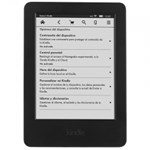 "Kindle, 6"" Glare-Free Touchscreen Display, Wi-Fi (Black) - Includes Special Offers"