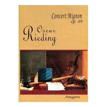 Concert Mignon Op. 49 - O. Rieding
