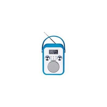 Radio portabil Blaupunkt PP20BL Bluetooth Blue USB SD 5901750500275