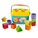 Jucarie sortator forme - Primele cuburi
