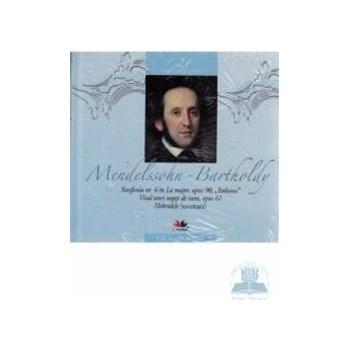 Mari Compozitori Vol. 21 Mendelssohn-Bartholdy 978-606-600-134-2