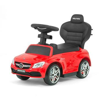 Masinuta copii 3 in 1 Mercedes Amg C63 Red