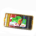 Set 12 creioane cerate Auchan