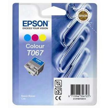Cerneala Epson T0670 color | Stylus C48