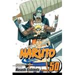 Naruto Vol. 50 - Water Prison Death Match