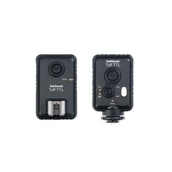 Hahnel Tuff TTL - kit transmitator - receptor TTL pentru Canon