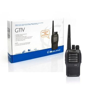 Statie radio UHF portabila Midland G11V c966.04