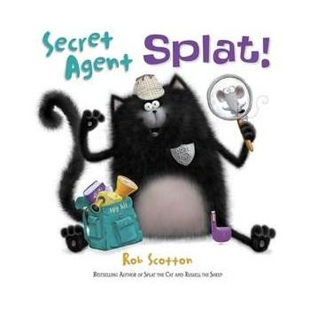 Secret Agent Splat (Splat the Cat)
