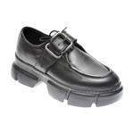 Pantofi FLAVIA PASSINI negri, 1185342, din piele naturala