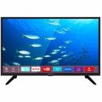 """Televizor Smart Kruger&Matz 43"""", Full HD, serie A, negru"""