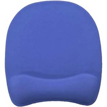 Mouse pad ergonomic MYRIA MY8526BL, albastru