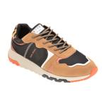Pantofi sport PEPE JEANS maro, LS31063, din material textil