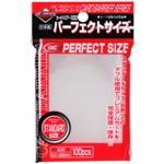 Sleeve-uri KMC Standard Perfect Size (100 Sleeves)