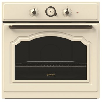 Gorenje Cuptor incorporabil BO53CLI, electric, multifunctional, grill, clasa A, beige