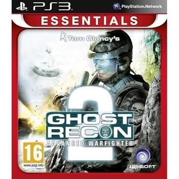 Joc consola Ubisoft GHOST RECON ADVANCED WARFIGHTER 2 ESSENTIALS PS3