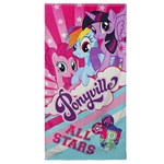 Prosop plaja My Little Pony 70x140 cm