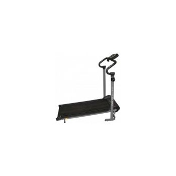 Banda Magnetica fitness EVERFIT TFK SLIM MAG, Volanta 6 kg, 8 trepte de intensitate, Mers/Alergare, Pliabila