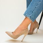 Pantofi Tofife Bej