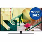 Televizor Samsung 85Q70T, 214 cm, Smart, 4K Ultra HD, QLED, Clasa A+