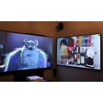 Ecran Proiectie Videoproiector Visual Experience ALR Long Throw
