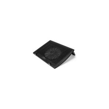 """Cooler stand Media-Tech Heat Buster 3, pentru laptopuri pana la maxim 15.6"""", ventilator 18cm, negru"""