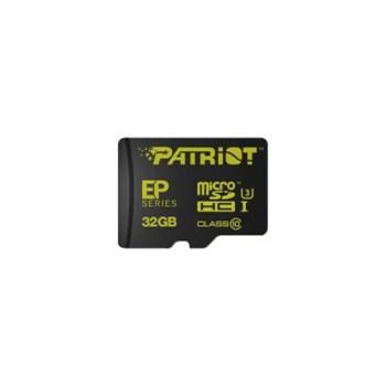 Card de Memorie Patriot MircoSDHC 32GB Clasa 10 pef32gemcshc10