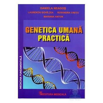 Genetica umana practica - Daniela Neagos 377581