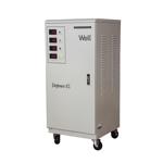 Stabilizator automat de tensiune trifazat 15KVA/12KW Well VE-AVR-SRV/TRI-DFC15KVA-WL