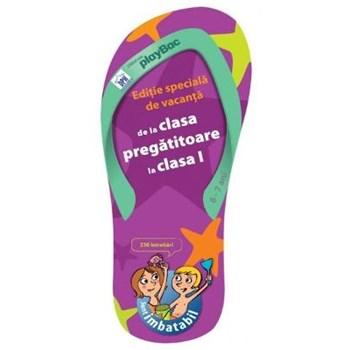 Sunt Imbatabil 6-7 ani. De la clasa pregatitoare la cls1 - Editie speciala de vacanta 978-606-683-016-4